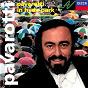 Album Pavarotti in hyde park de Léone Magiera / The Philharmonia Orchestra / Luciano Pavarotti