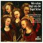 Album Wie schön singt uns der Engel Schar - Weihnachtslieder der Praetoriuszeit de Helmut Krebs / Margot Guillaume / Dresden Kreuzchor / Knabenchor Hannover