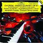 Album Dvorák: piano quintet, op. 81 / piano quartet, op. 87 de Menahem Pressler / Quatuor Emerson / Antonín Dvorák