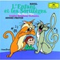 Album Ravel: l'enfant et les sortilèges de David Wilson-Johnson / The London Symphony Orchestra & Chorus / Stephen Westrop / Anne Marie Owens / Jacqueline Miura...