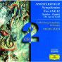 Album Shostakovich: symphonies nos. 11 & 12; october; hamlet; the age of gold de Neeme Järvi / The Gothenburg Symphony Orchestra