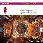 Compilation Mozart: the masses, vol.1 (complete mozart edition) avec Annette Markert / W.A. Mozart / Rosemarie Lang / Édith Mathis / Uwe Heilmann...
