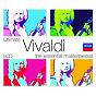 Compilation Ultimate vivaldi (5 cds) avec Norbert Blume / Antonio Vivaldi / I Solisti Di Napoli / Salvatore Accardo / Víctor Martín...
