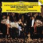 Album Live in Tokyo 1988 de Orchestre du Metropolitan Opera de New York / Plácido Domingo / James Levine / Kathleen Battle / Giuseppe Verdi...