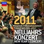 Album New year's day concert 2011 (neujahrskonzert 2011) de Franz Welser-Möst / Wiener Philharmoniker / Johann Strauss / Franz Liszt / Josef Strauss...