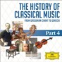 Compilation The History Of Classical Music - Part 4 - From Tchaikovsky To Rachmaninov avec Alfredo Giacomotti / Serge Rachmaninov / Alexander Scriabin / Piotr Ilyitch Tchaïkovski / The Royal Philharmonic Orchestra...