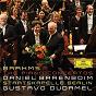 Album Brahms: the piano concertos (live) de Daniel Barenboïm / Staatskapelle Berlin / Gustavo Dudamel / Johannes Brahms