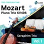 Album Mozart: piano trio KV 496 (trio through time, vol. 1) de W.A. Mozart / Seraphim Trio