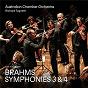 Album Brahms ? symphony no. 3 in F major, op. 90: 1. allegro con brio (live) de Australian Chamber Orchestra / Richard Tognetti