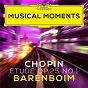 Album Chopin: études, op. 25: no. 1 in a flat major (musical moments) de Daniel Barenboïm
