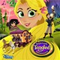 Compilation Rapunzel's tangled adventure (music from the TV series) avec Eden Espinosa / Mandy Moore / Zachary Levi / Jeff Ross / James Monroe Iglehart...