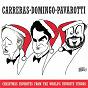 Album Christmas favorites from the world's favorite tenors de Domingo / José Carreras / Luciano Pavarotti