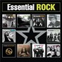 Compilation The essential rock sampler avec Stevie Ray Vaughan / Double Trouble / Cyndi Lauper / The Byrds / Bob Dylan...