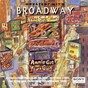 Compilation Greatest hits of broadway avec Jerry Lanning / Richard Rodgers / Leonard Bernstein / Irving Berlin / Jerry Bock...