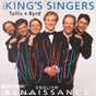 Album English Renaissance de The King's Singers / William Byrd / Thomas Tallis