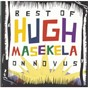 Album The Best Of Hugh Masekela On Novus de Hugh Masekela