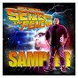 Compilation Nervous nitelife: junior sanchez - seize the fewcha - sampler avec Christopher Just / Radical Nomads / Junior Sanchez / Mom & Dad / Laidback Luke...