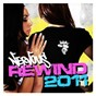 Compilation Nervous rewind 2011 avec Mike Techh / Matthew Codek / David Berrie / Oscar G / Kevlar...