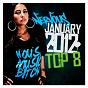Compilation Nervous January Top 8 2012 avec Steve Kid / David Berrie / Superchumbo / Black Dogs / Thomas Nellson...