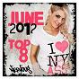 Compilation Nervous june 2012 top 8 avec Pagano / Jaimy / Hanski / Matt North / Mario Larrea...