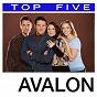 Album Top 5: hits de Avalon