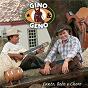 Album Canto, bebo e choro de Gino E Geno