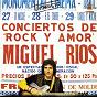 Album Conciertos de rock y amor de Miguel Ríos