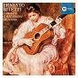 Album Cuatro siglos de música italiana para guitarra de Ernesto Bitetti / Mario Castelnuovo-Tedesco