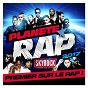 Compilation Planète rap 2017 avec Dinaz / Damso / Lacrim / Booba / Sofiane...