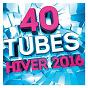Compilation 40 tubes hiver 2016 avec Lara Fabian / David Guetta / Fetty Wap / Sia / Justin Bieber...
