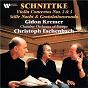 Album Schnittke: Violin Concertos Nos. 2 & 3, Stille Nacht & Gradulationsrondo de Gidon Kremer
