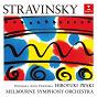 Album Stravinsky: Petrushka, Agon & Fireworks de Melbourne Symphony Orchestra & Hiroyuki Iwaki