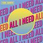 Album All I need de Tom Zanetti