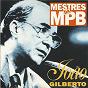 Album Mestres da mpb de João Gilberto
