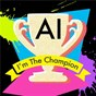 Album I'm the champion de Ai