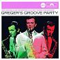 Album Greger's groove party (jazz club) de Max Greger