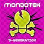 Album D-generation de Mondotek