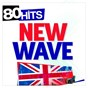 Compilation 80 hits new wave avec The Teardrop Explodes / The Cure / The Buggles / Visage / The Human League...