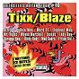 Compilation Greensleeves rhythm album #10: tixx / blaze avec Fahrenheit / Beenie Man / Mr Vegas / Ward 21 / Zumjay...