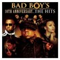 Compilation Bad boy's 10th anniversary- the hits avec Carl Thomas / P. Diddy (Puff Daddy) / 50 Cent / Busta Rhymes / Lloyd Banks...