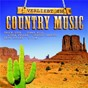 Compilation Verliebt in Country Music avec Truck Stop / Jonny Hill / Linda Feller / Mark Bender / Gunter Gabriel...