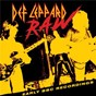 Album Raw - early BBC recordings de Def Leppard