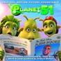 Compilation Planet 51 avec The London Metropolitan Orchestra / Sophie Green / John Sloman / Tom Cawte / Keith Murrell...