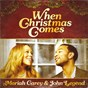 Album When christmas comes de John Legend / Mariah Carey