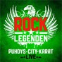 Album Rock legenden live de Karat / Puhdys / City