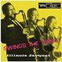 Album Swing's the thing de Illinois Jacquet