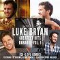 Album Greatest hits karaoke (vol. 1) de Luke Bryan
