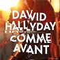 Album Comme avant de David Hallyday