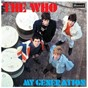 Album I can't explain (mono version) de The Who