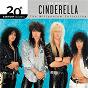 Album 20th century masters: the millennium collection: best of cinderella (reissue) de Cinderella